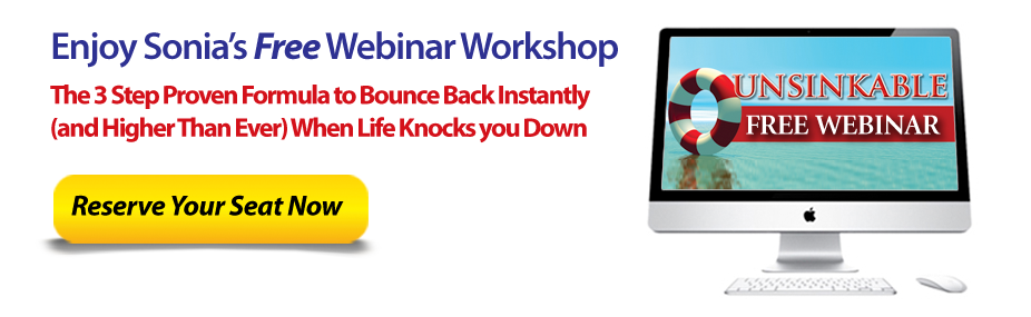 Enjoy Sonia's Free Webinar Workshop